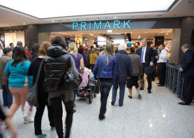 Irish fashion giant Primark opens first store in Austria