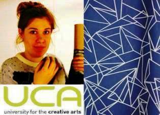 UK's Liberty snaps up fabric design by UCA graduate