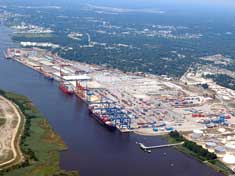 Photo Courtesy - North Carolina Port