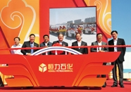Hengli Petrochemical commissions world-scale PTA plant