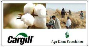 Cargill's project for student farmers in Mozambique