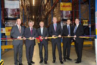 Third Primark-DHL logistics center in Europe