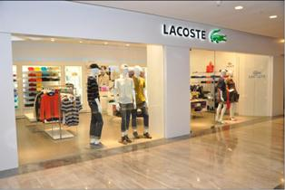 4a9e305b285b India   French sportswear label Lacoste opens new store in Mumbai ...