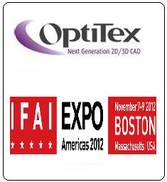 Optitex's innovative tools on show at IFAI Expo Americas
