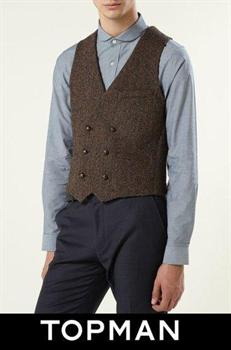 Topman launches premium suiting collection for A/W 12