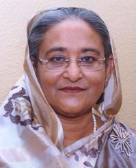 Ms. Sheikh Hasina