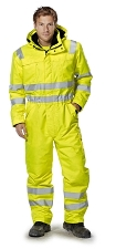 High visibility SAFE boilersuits for multi-function jobs