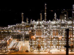 Shell to raise capacity of its Singapore ethylene cracker