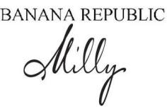 Banana Republic & Milly to unveil limited-edition line