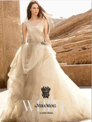 Vera Wang's exclusive WHITE collection at David's Bridal
