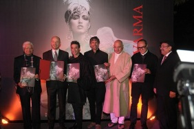 Suneet Varma (3rd from Left) at book release