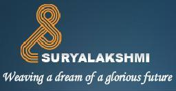 Suryalakshmi Mills sales surge 15 % in Q3FY'13
