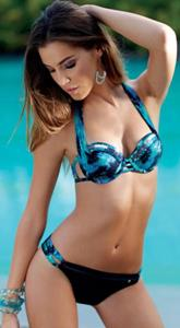 Triumph launches electrifying colours swimwear line