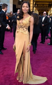 Bond Girl dress helps Detox the Oscars