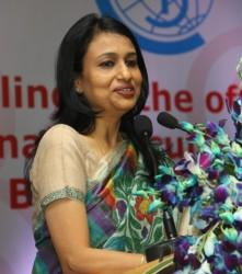 Ms Ishita Roy