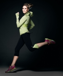 Heidi Klum creates active wear line for New Balance