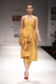 Kiran & Meghna display mix-match collection at WLFW