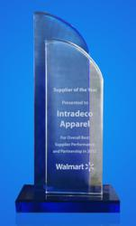 Intradeco Apparel bags Wal-Mart 2012 supplier award