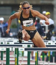 ASICS America re-signs Lolo Jones as brand envoy