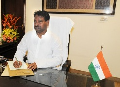 Mr. KS Rao/Ministry of Textiles/PIB