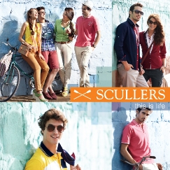 Scullers introduces 'This is Life' S/S line