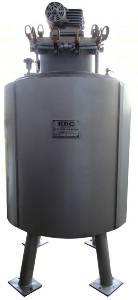 KBC installs size pressure cooker at Welspun & VTM