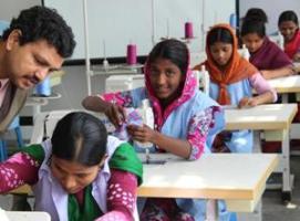 Bangladesh First Sewing Operator Batch Graduates From Gazipur
