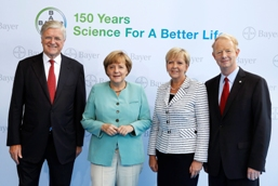 Bayer celebrates 150th anniversary