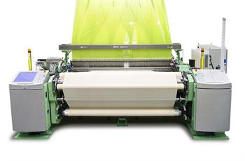 Dornier's A1 machine makes fabric weaving sustainable
