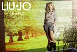 Kate Moss spearheads Liu Jo's A/W 13 advertising campaign
