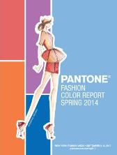 Pantone unveils Pantone Spring '14 fashion color report