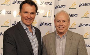 ASICS becomes official partner of Australian Rugby Union