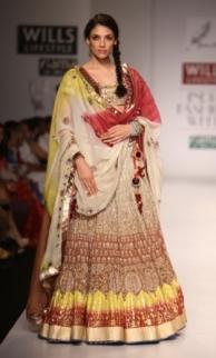 Designer Poonam brings Gujarat & Rajasthan culture to WIFW