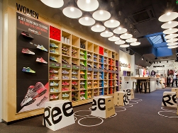 Reebok opens UK's first ever FitHub concept store