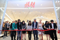 H&M's first store in Indonesia opens its doors