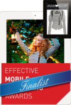 Apps4Fashion proposed for Effective Mobile Marketing award