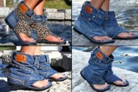 Dani.K debuts crowdfunding project to finance jeans sandal