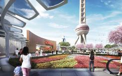 Walt Disney to build world's largest store in Shanghai