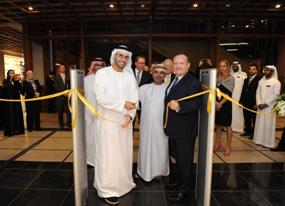 House of Fraser opens first global flagship in Abu Dhabi