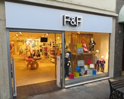 F&F expands with new outlets in Switzerland & Gibraltar