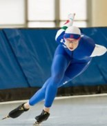 Skater Rebekah to don Zensah gear at World Cup trials