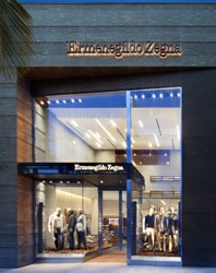 Ermenegildo opens global store on Beverly Hills