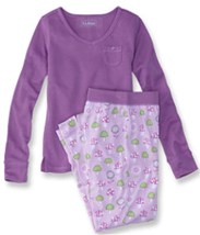 US CPSC recalls L.L Bean girl's pajamas