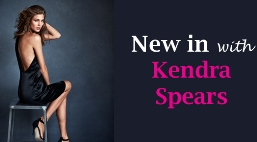 Next unveils new collection campaign with Kendra Spears