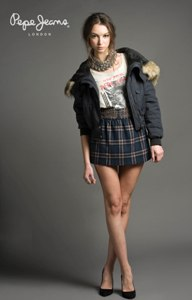 Pepe Jeans launches women's 'Brit Chic' collection