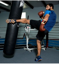 Reebok names MMA fighter Johny Hendricks as brand envoy