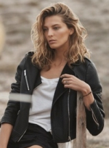 Daria Werbowy new face of fashion brand Mango