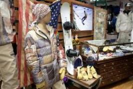 Burton unveils US snowboarding team Olympic uniforms