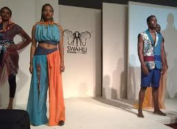 Trade Hub promotes designers at Swahili Fashion Week