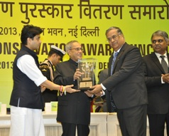 Indo Rama bags 'National Energy Conservation' award